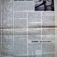 Krant Artikel HNB
